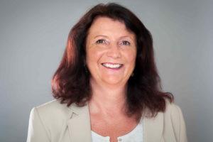 Porträt Dr.Gertrud Müller